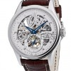 Armand Nicolet LS8 Small Second Steel White