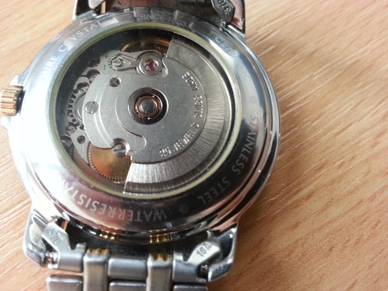 Tissot C279/379C Casing Complete - Stainless
