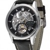 Armand Nicolet LS8 Small Second Steel Black